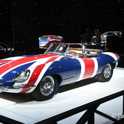 Jaguar E type 1967
