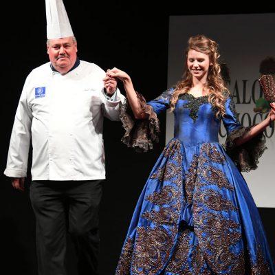 Chocoladesalon Brussel Meester chocolatier Daniel Stallaert van Leonidas