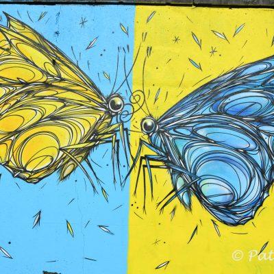Graffiti in Sint-Niklaas