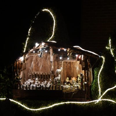 Kerststallentocht Stekene