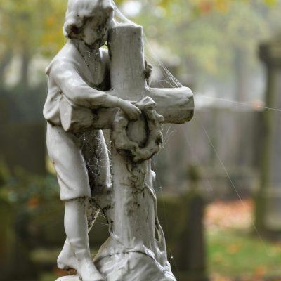 Allerheiligen op het kerkhof van Sint-Niklaas