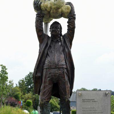 Standbeeld Zjef Van Uytsel