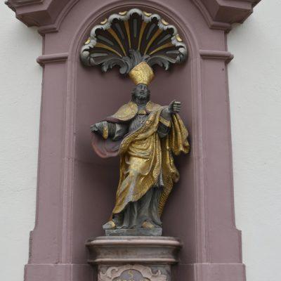 Beeldje van Sint-Nikolaas
